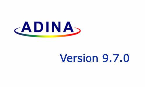 ADINA 9.7.0