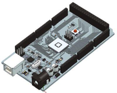 FLOEFD Elektronik
