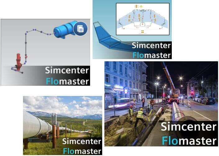 FloMASTER Anwendungen