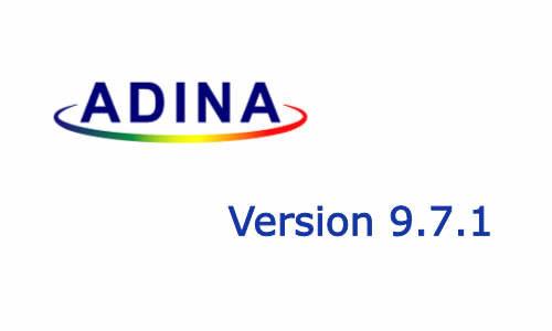 ADINA 9.7.1