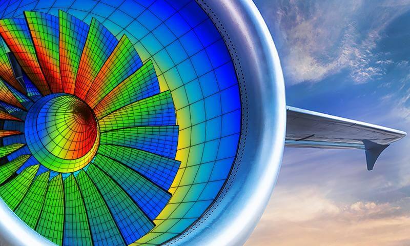 Femap in der Luftfahrtindustrie