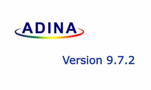 ADINA Version 9.7.2 freigegeben